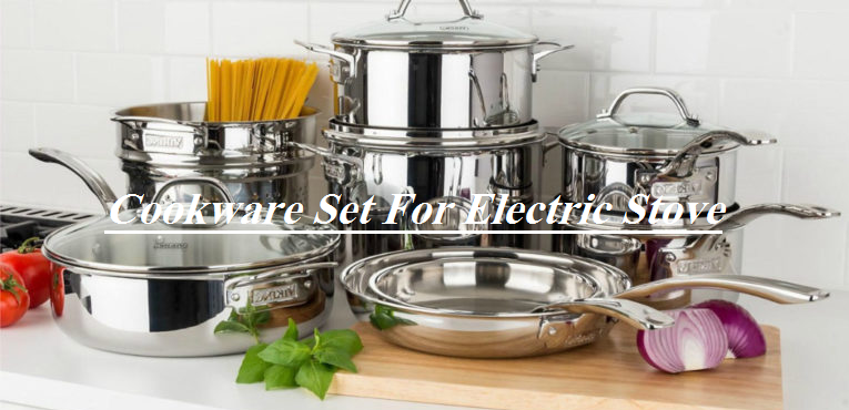 Cookware Set For Electric Stove
