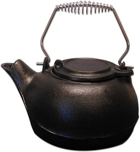 kettle for wood burning stove